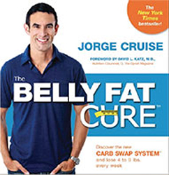 The Belly Fat Cure, by Jorge Cruise